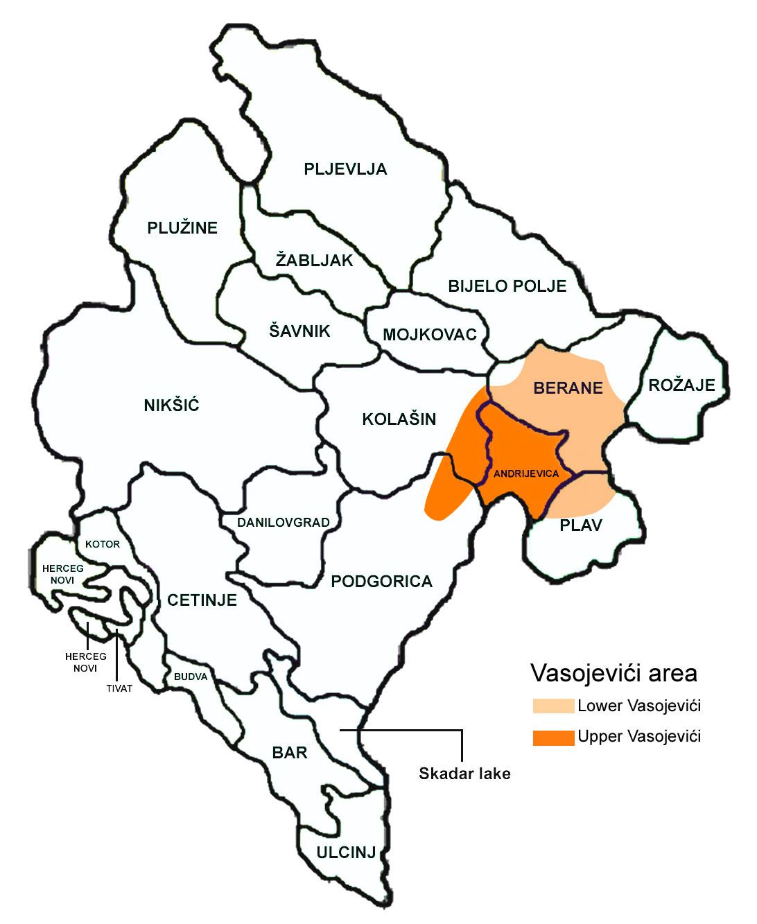 Vasojevici Wikipedia