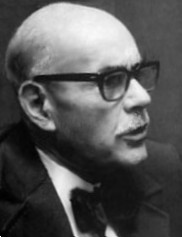 Portrait de Wilfred Bion