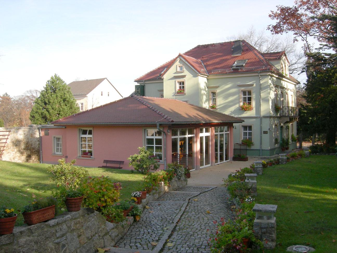 Hotel Villa Christine Binz Anschrift
