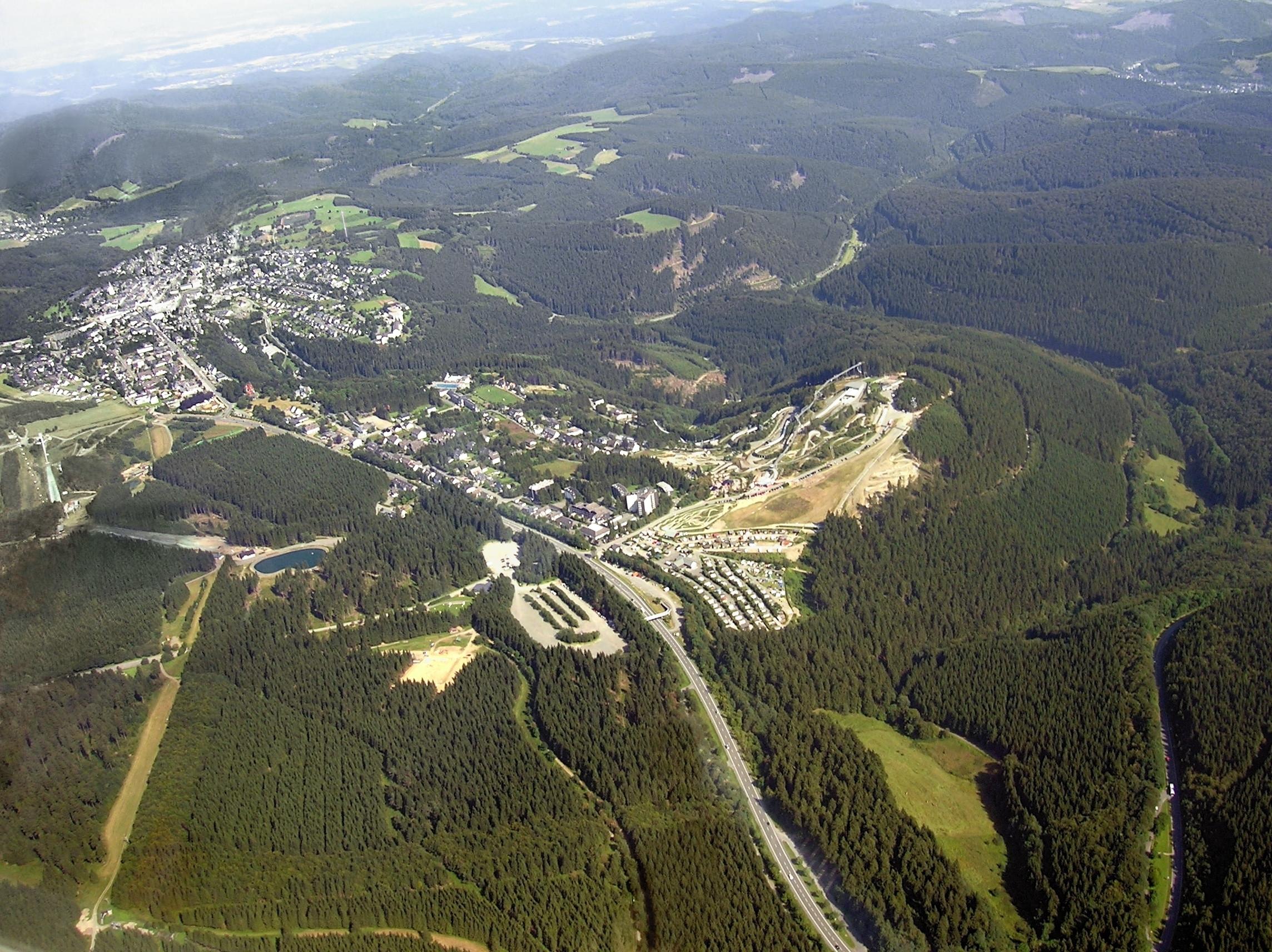 Winterberg Bezienswaardigheden Toeristische Informatie en