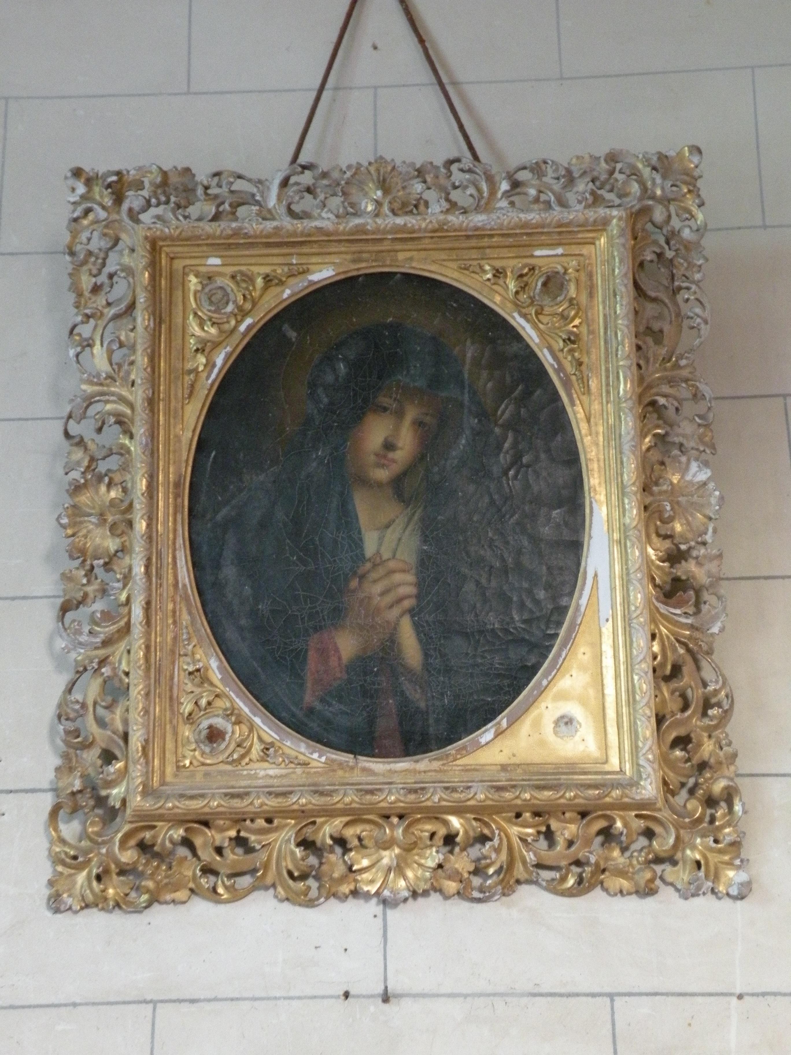 fileglise saint lucien de nivillers tableau 1jpg aglise saint lucien de