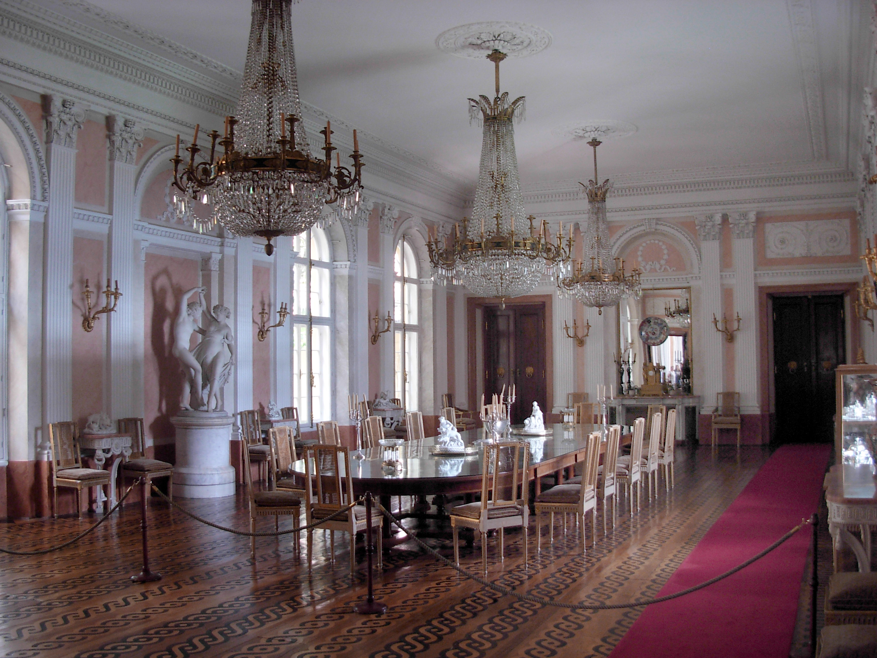 Historical Dining Rooms