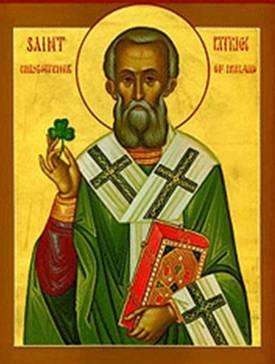 Saint Patrick - Wikipedia
