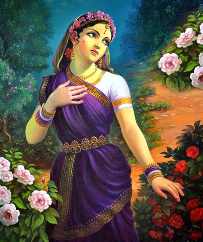 File:1-indian-painting-woman.jpg - Wikimedia Commons