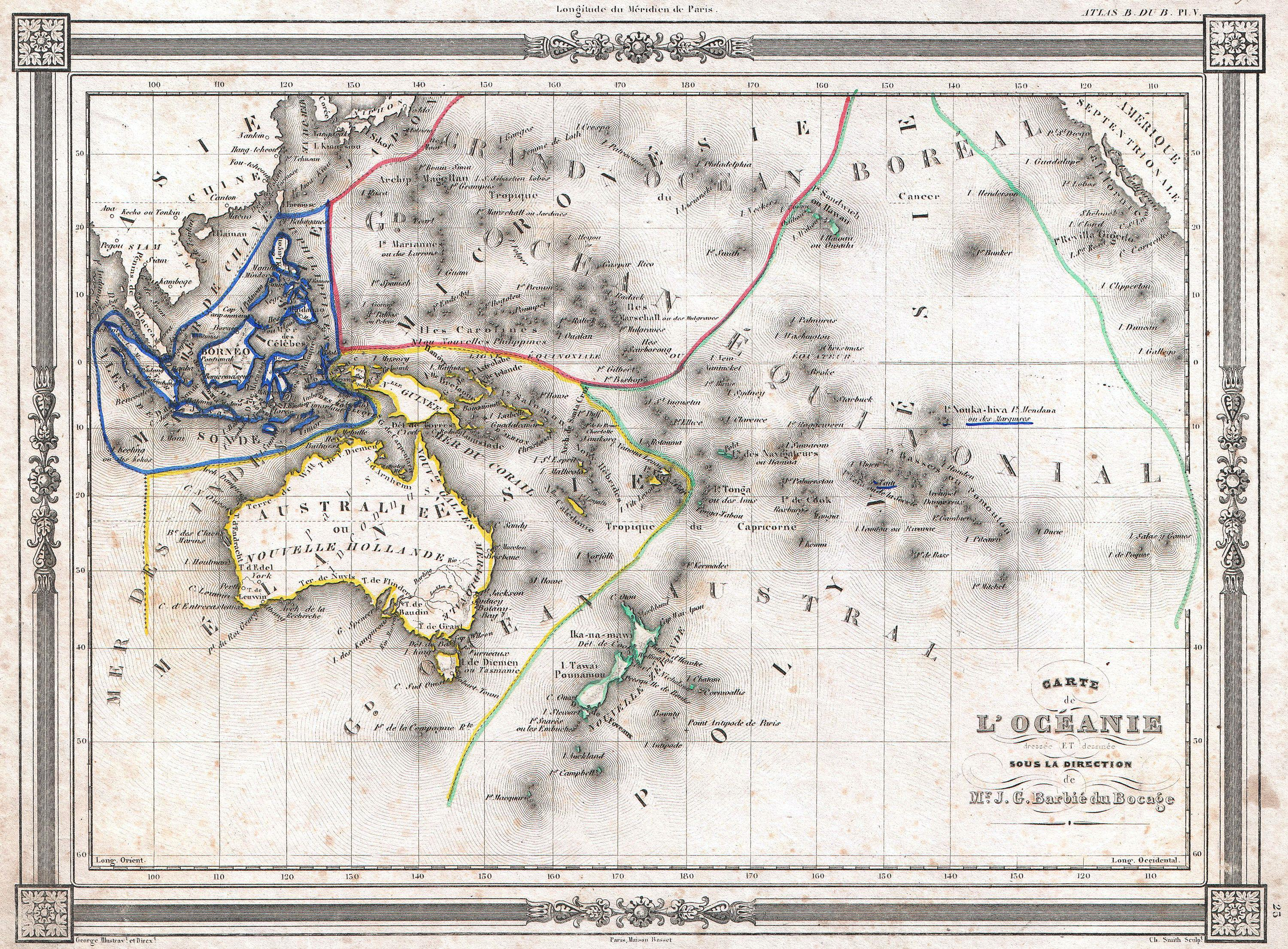 Labeled+map+of+australia+and+oceania