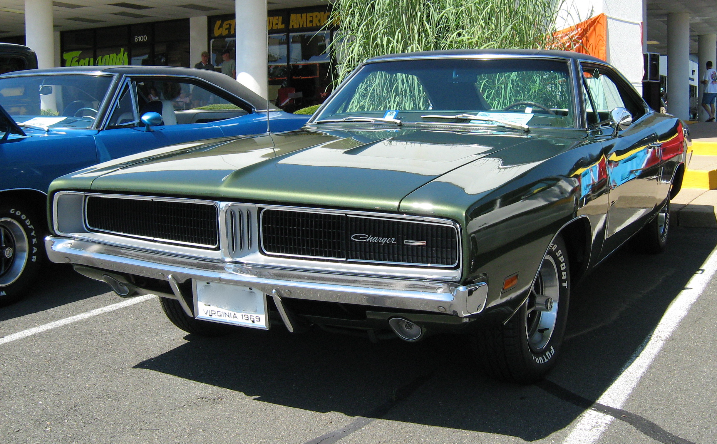 Dodge Charger Muscle Car Wikipedia