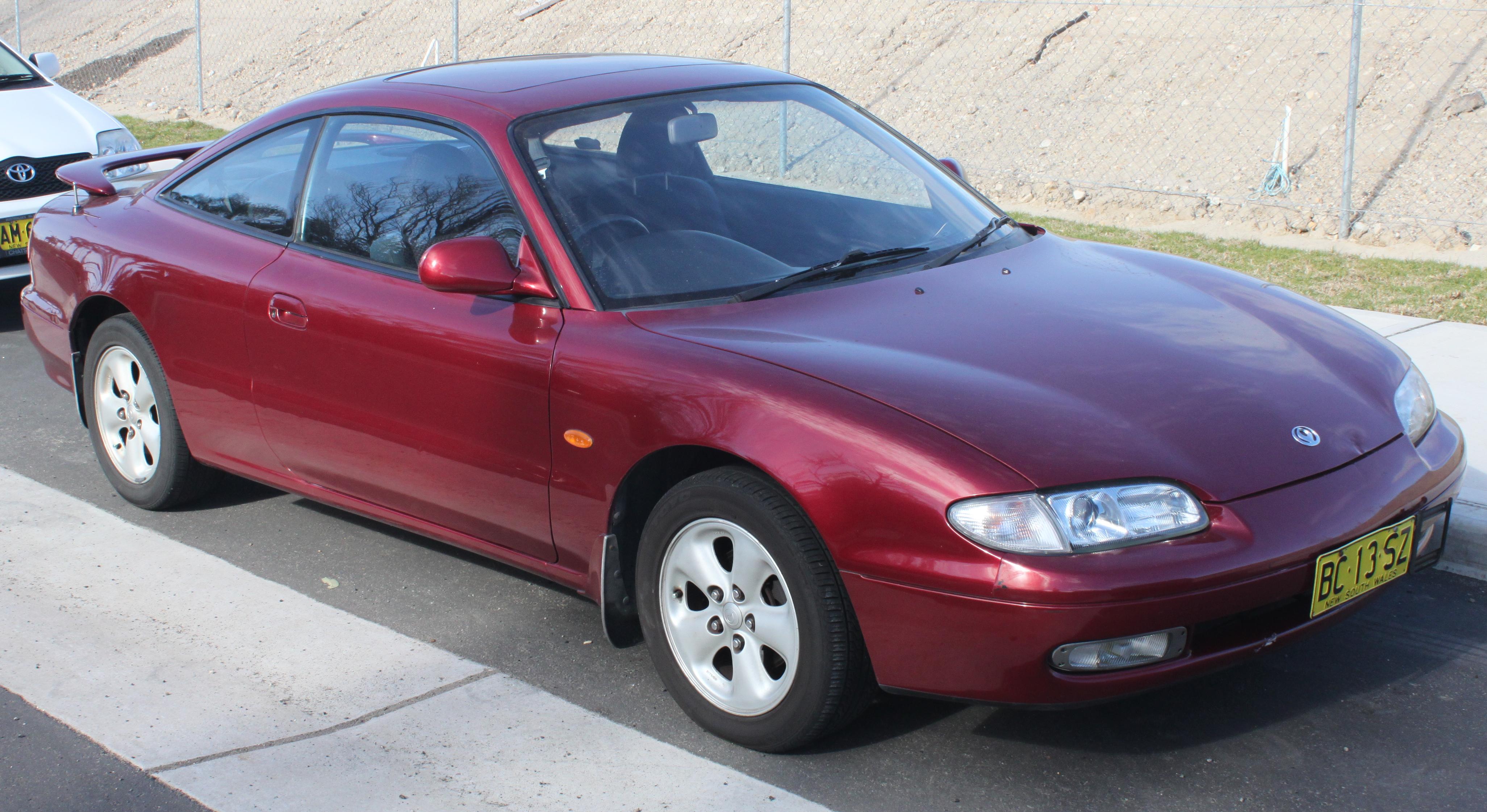 Mazda MX-6 - Wikiwand