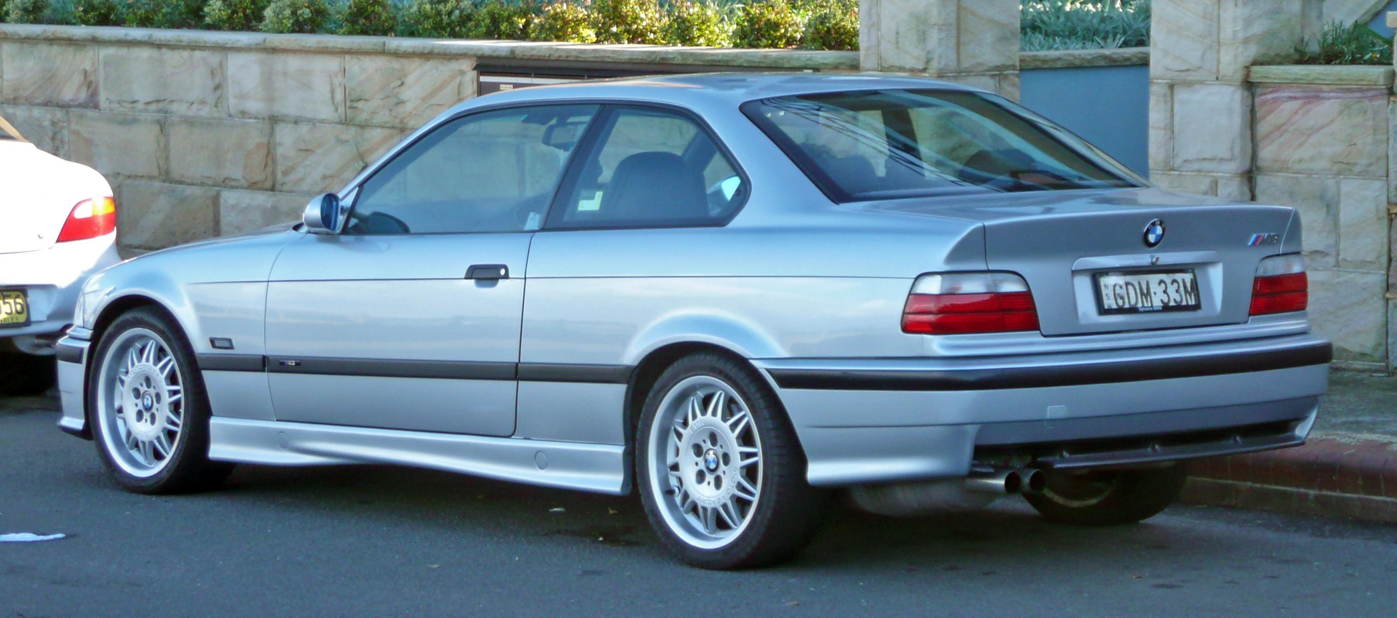 BMW M3 Cabrio (1995-1999)