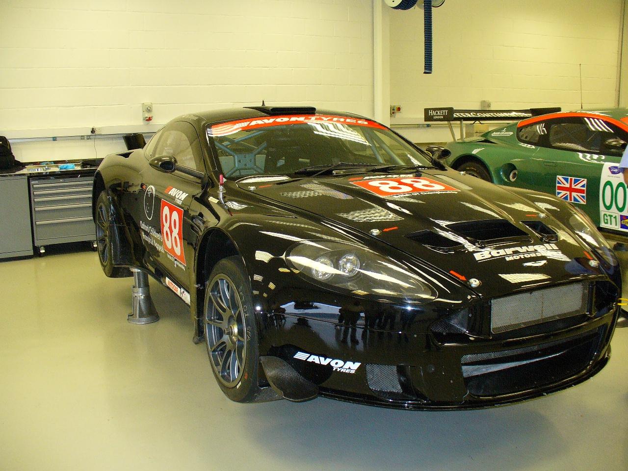 File 2006 Black Aston Martin Dbrs9 Prodrive Jpg