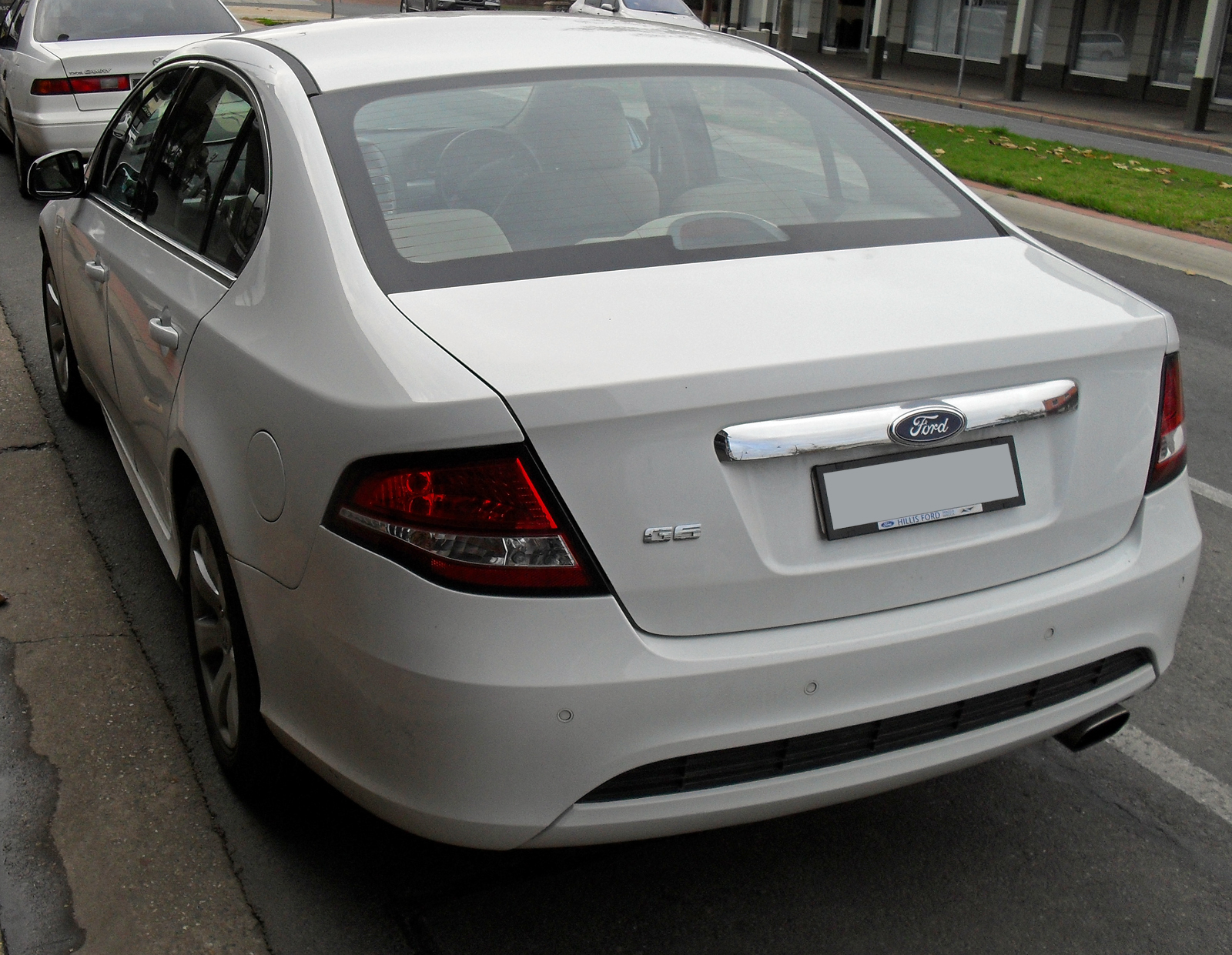 Build A Ford >> File:2008-2009 Ford FG G6 sedan 06.jpg - Wikimedia Commons