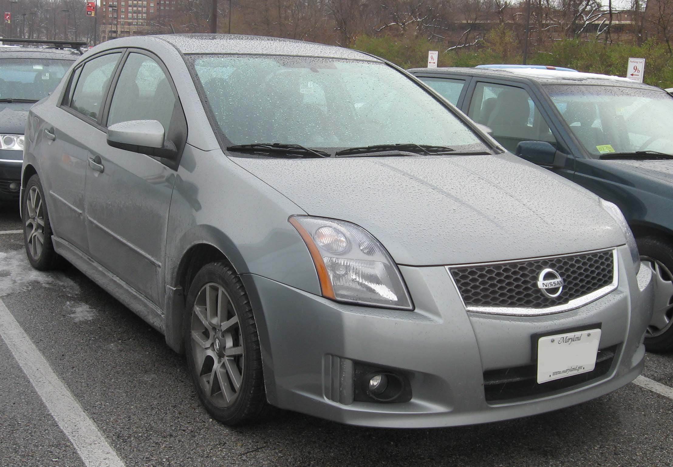 2008 nissan sentra se r spec v performance parts autos post. Black Bedroom Furniture Sets. Home Design Ideas