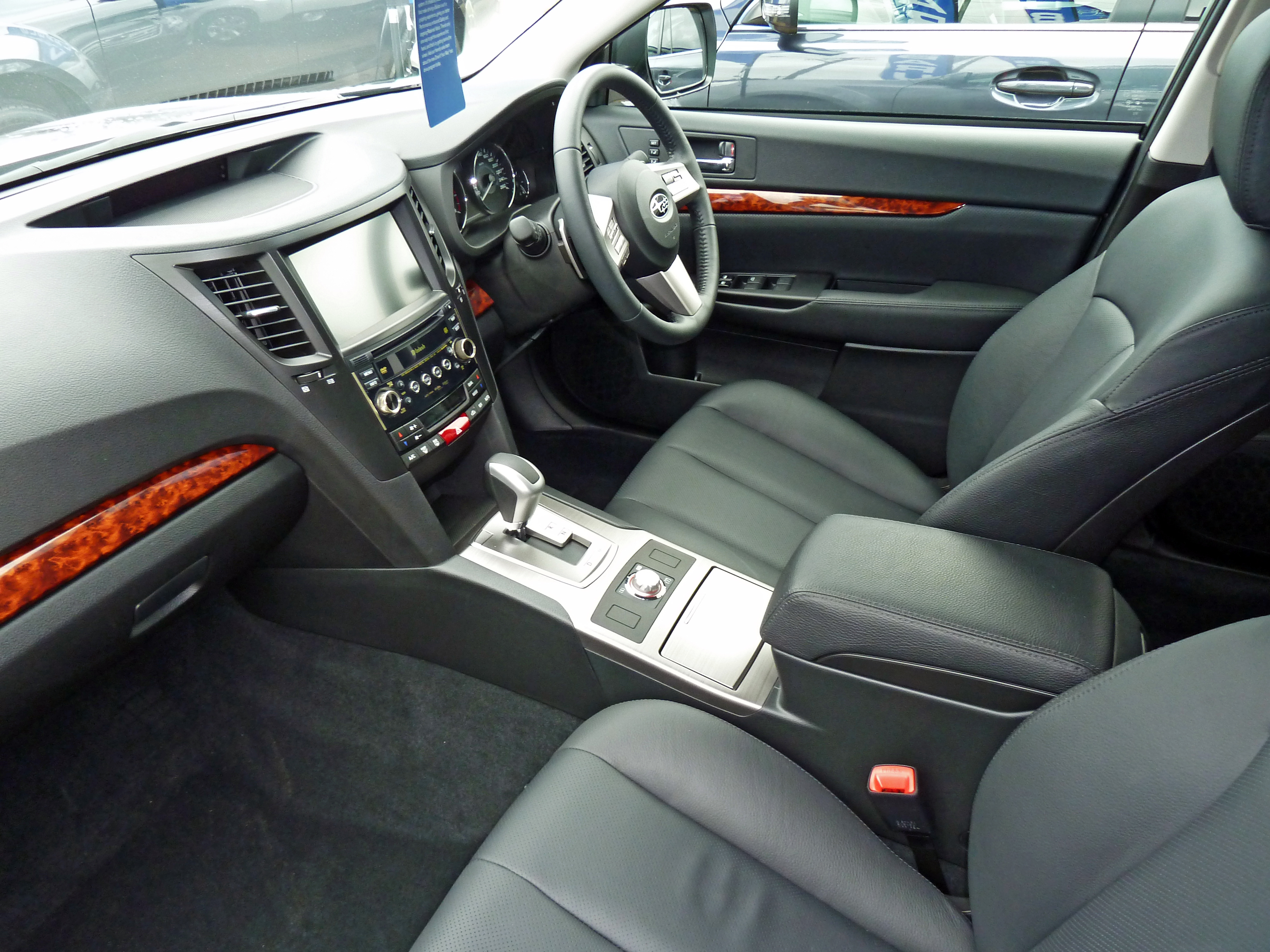 Image Gallery 2010 Outback Interior