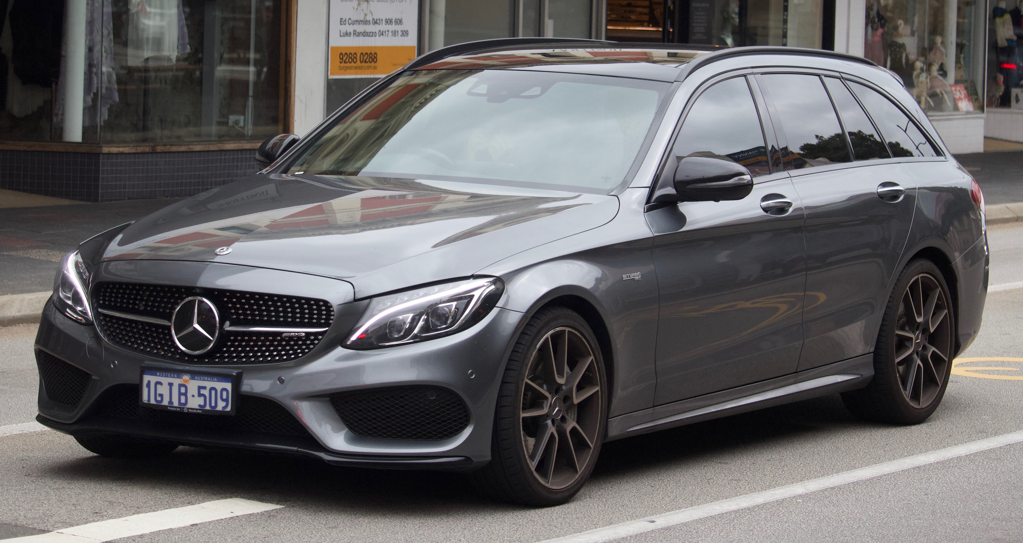 File 2017 Mercedes Benz C 43 Amg S 205 Station Wagon 2018 08 06