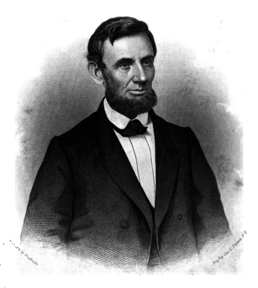 File Abraham Lincoln Engraving Png Wikimedia Commons