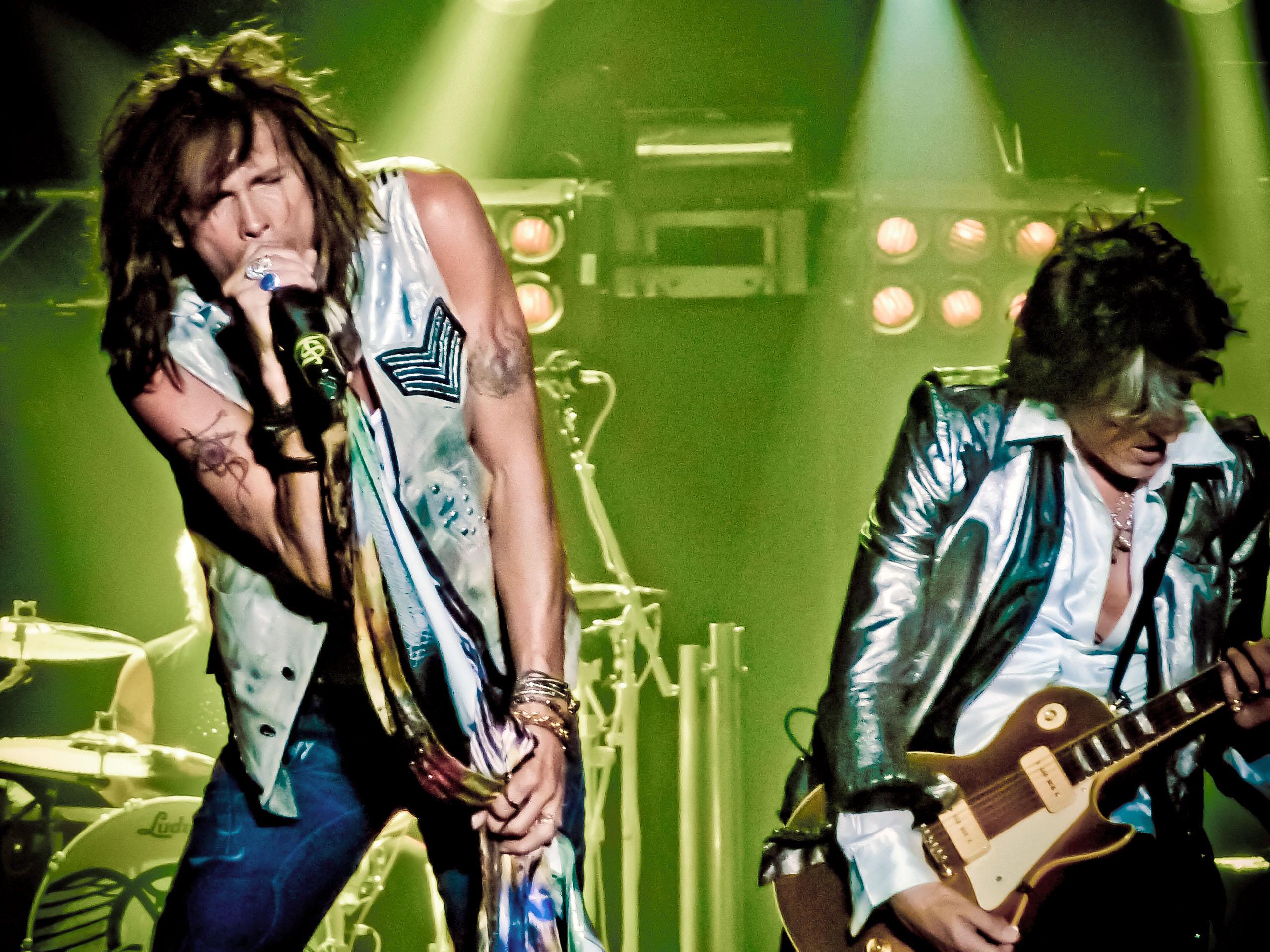 Aerosmith 1971