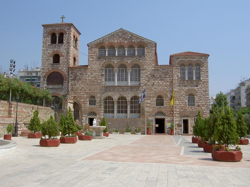 Pătimirea Sfântului Slăvitului Marelui Mucenic al lui Hristos, Dimitrie