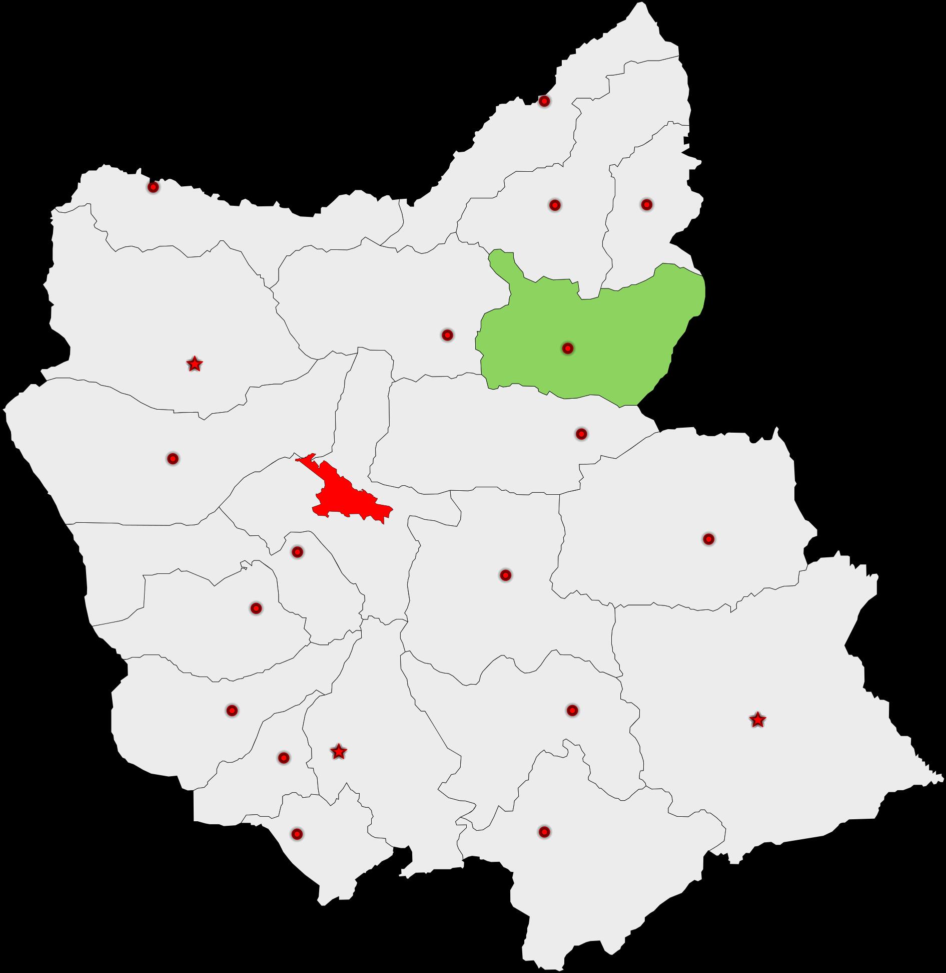 شهرستان اهر