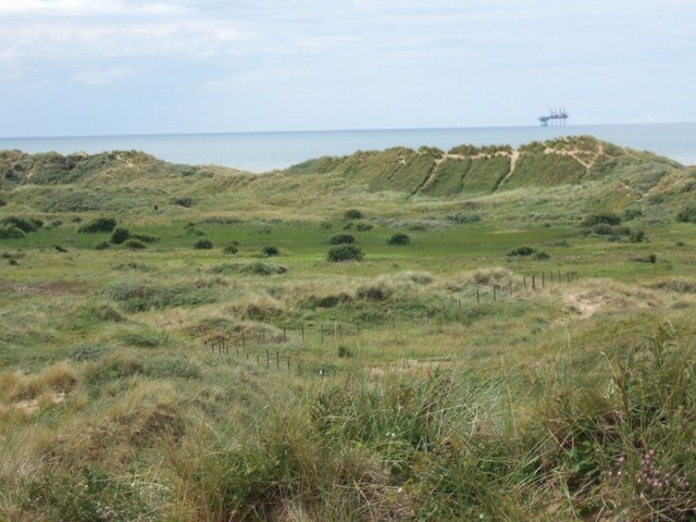Ainsdale dunes - geograph.org.uk - 873682