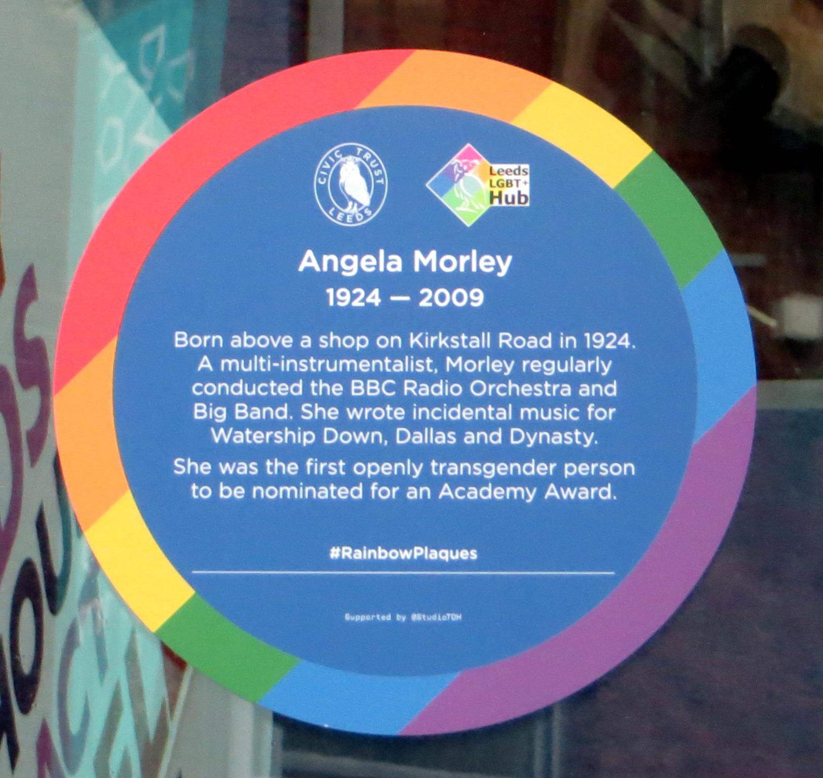 Angela Morley - Wikipedia