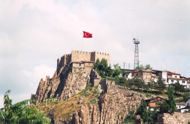 Ankara Castle