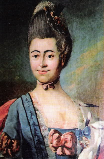 Anne Caroline of Nassau-Saarbrücken