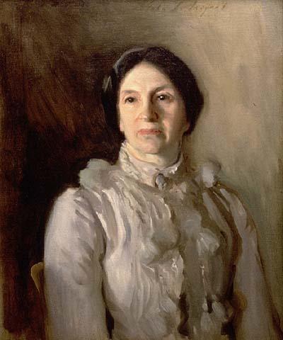 Annie Adams Fields by [[John Singer Sargent]], 1890
