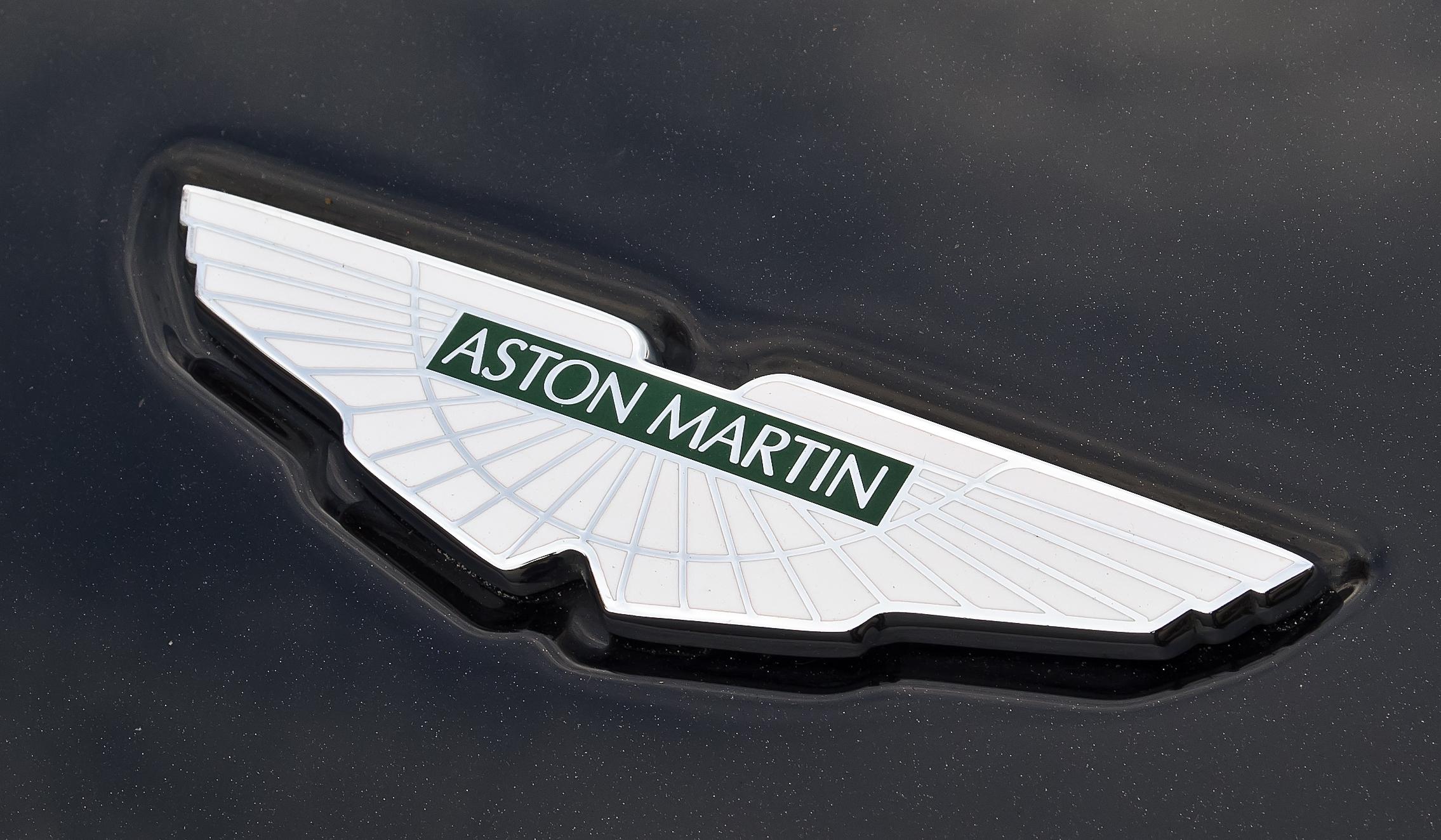 Aston Martin V Vantage Roadster Facelift E Logo C Oktober C D C Bcsseldorf