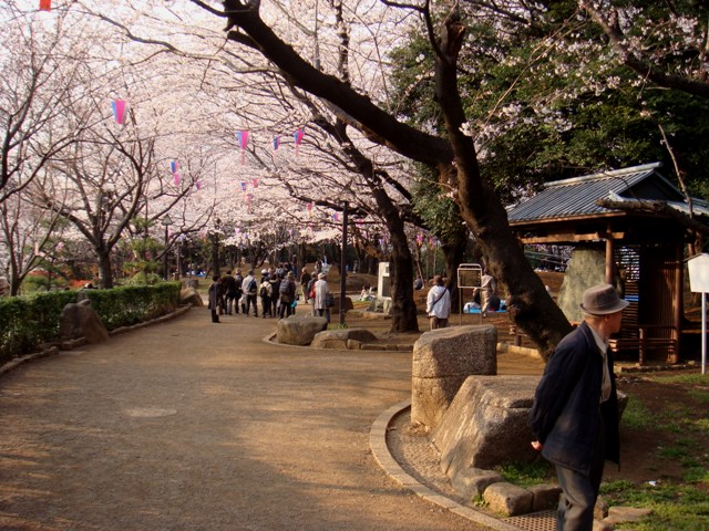 Asukayama Park, Kita, Tokyo