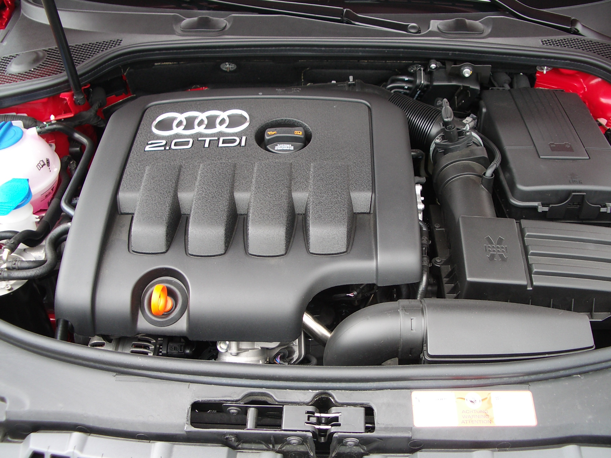 Audi a4 diesel engine oil type