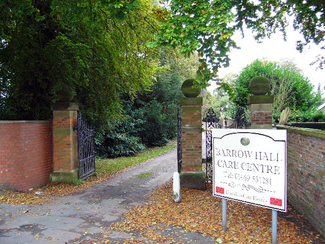 File:Barrow Hall - Entrance Gates - geograph.org.uk - 72702.jpg