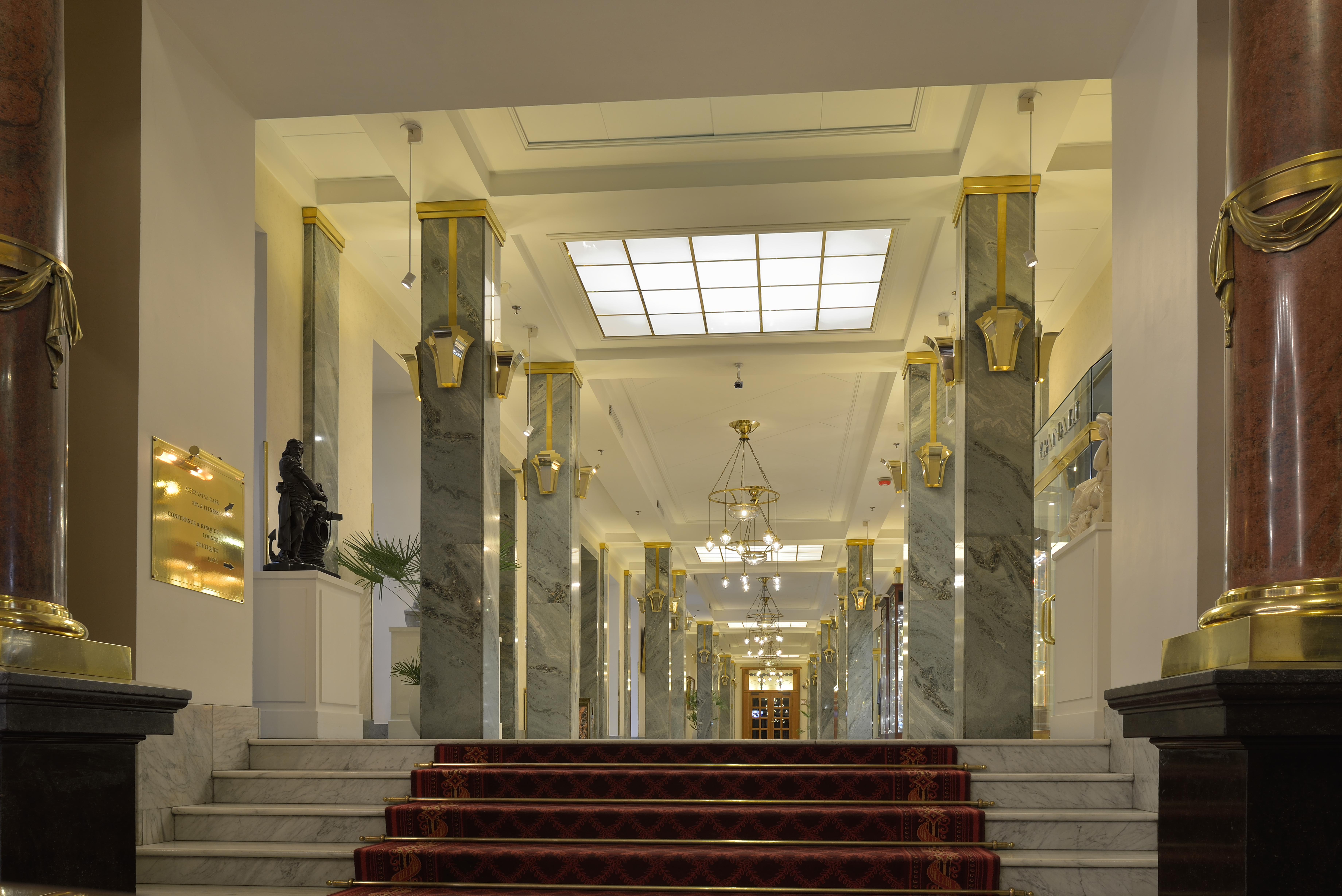 File Belmond Grand Hotel Europe Saint Petersburg Hall Jpg Wikimedia Commons