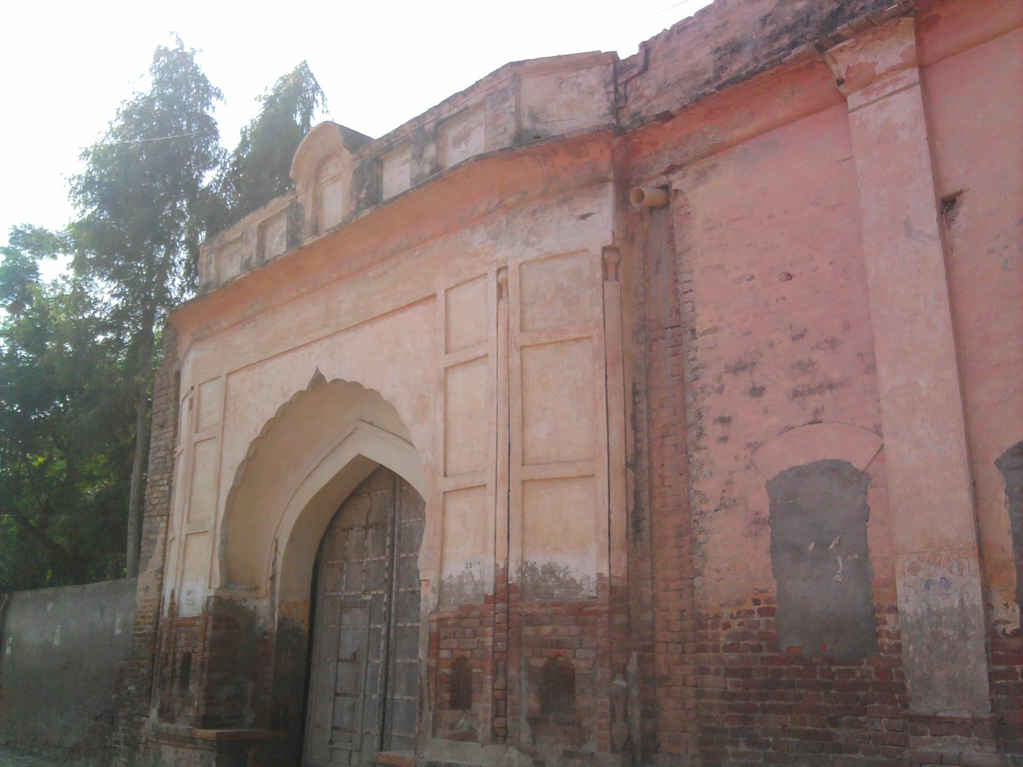 FileBhitiwala malwayi punjabi gate architecturejpg Wikimedia