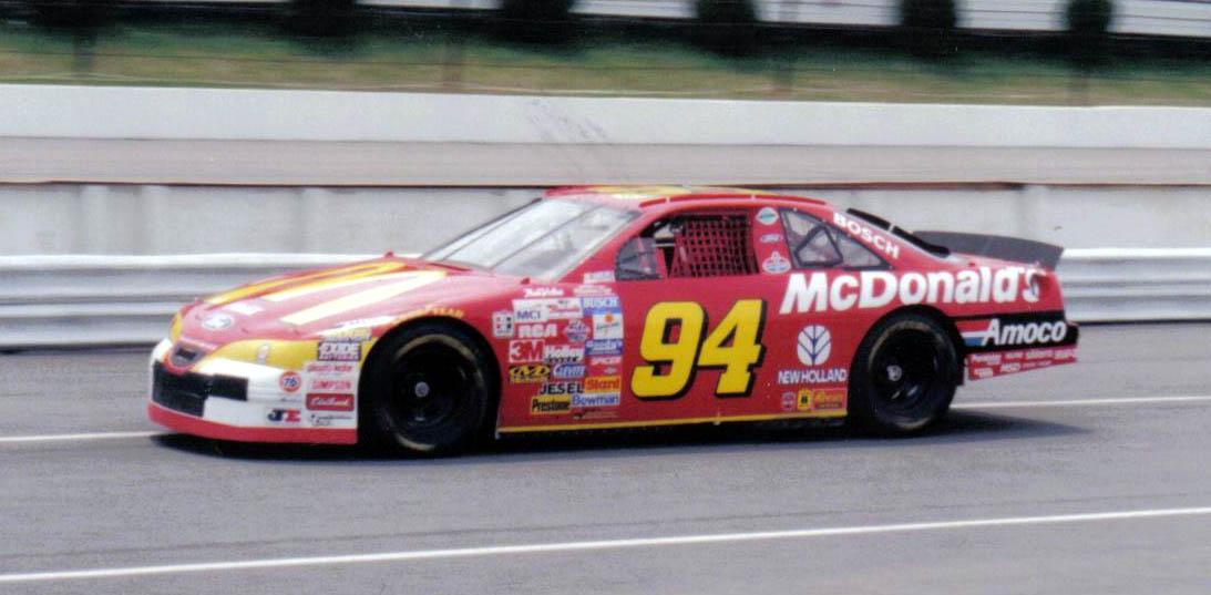 Bill Brown Race Car Driver