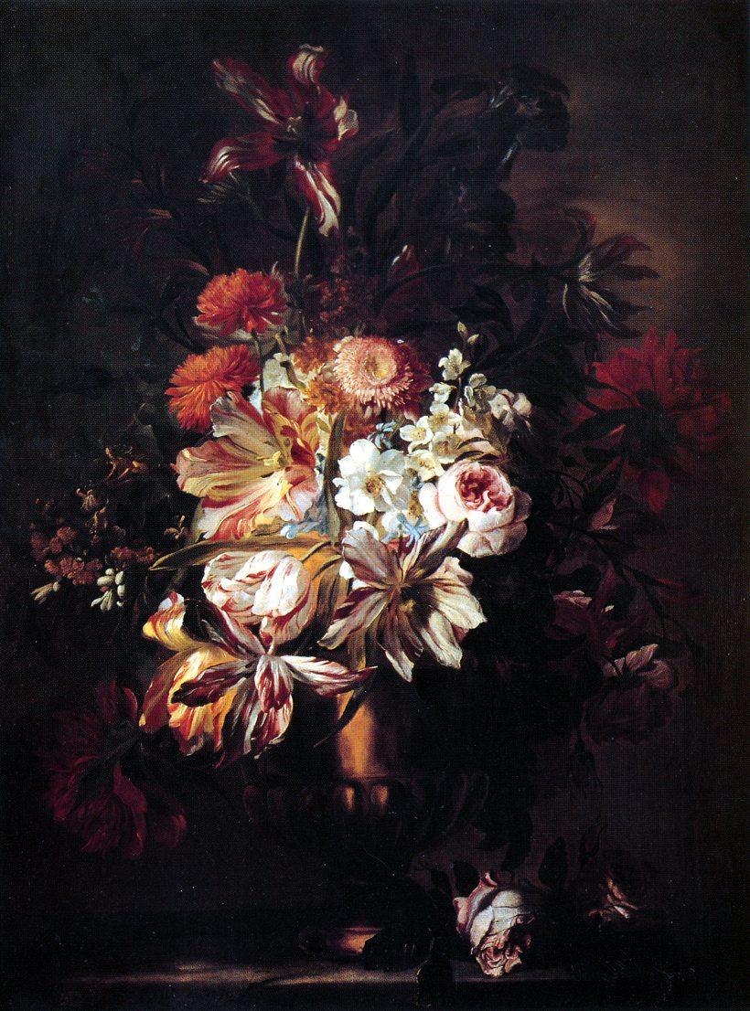 Abraham brueghel wikip dia for Bouquet de fleurs wiki