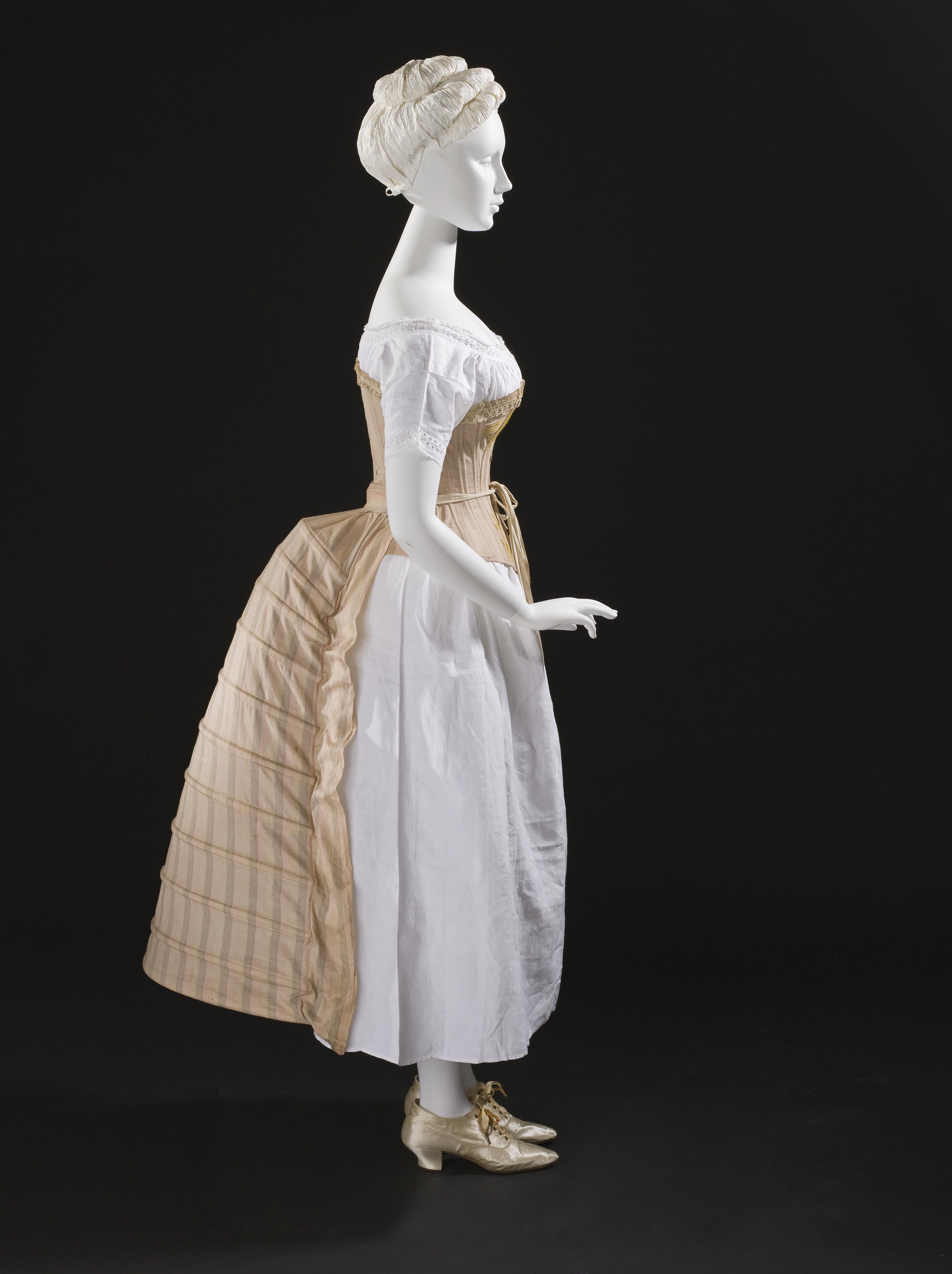 Century Women S Fashion America Undergarments