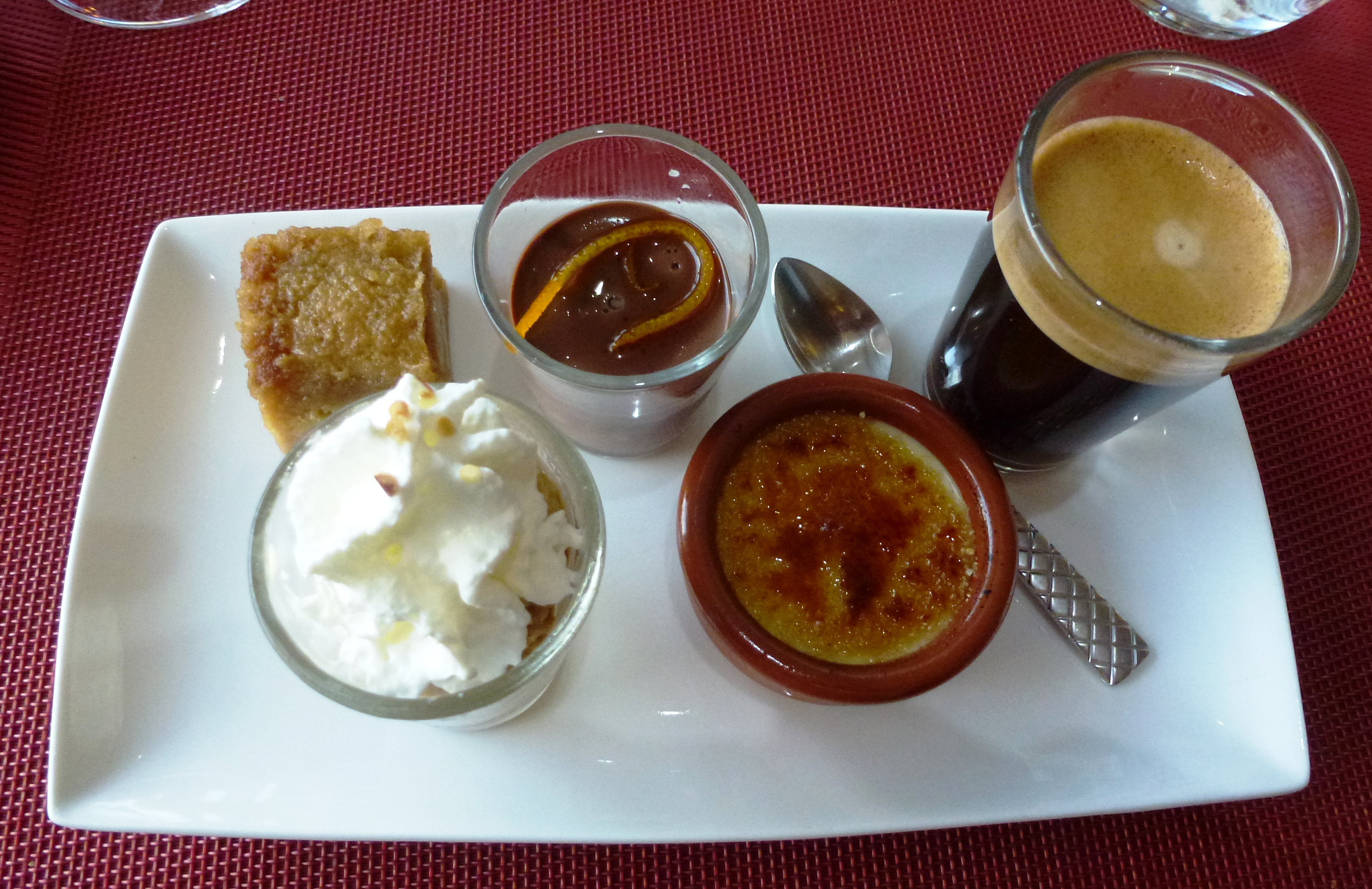 Cafe Gourmand  Rue Paul Vidal Toulouse