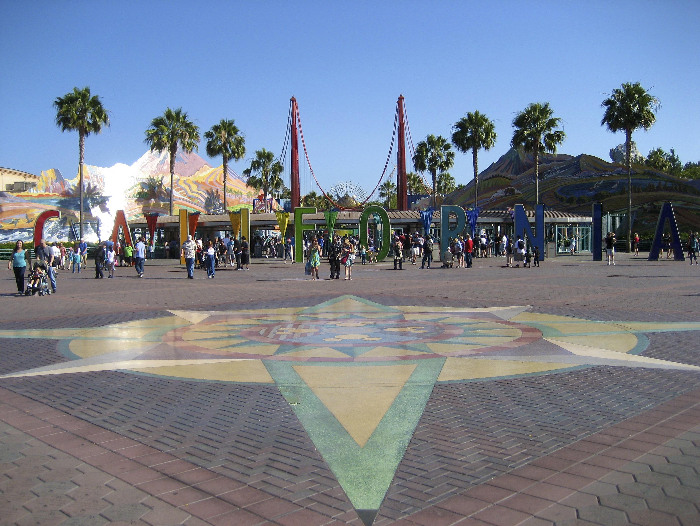 Disney California Adventure Park