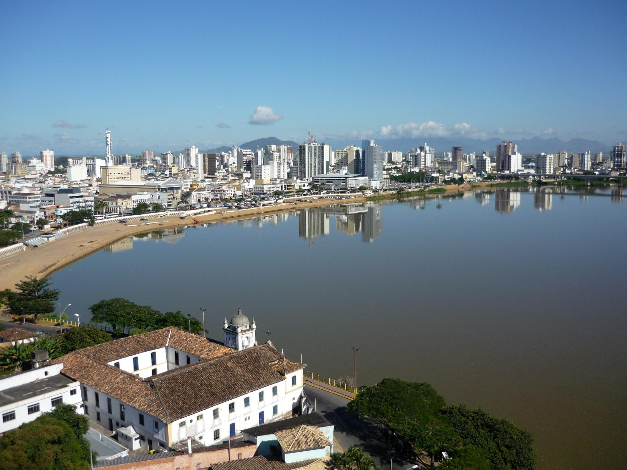 Campos dos Goytacazes Rio de Janeiro fonte: upload.wikimedia.org