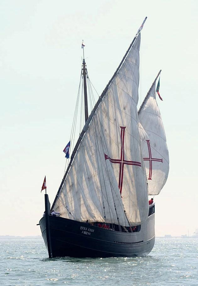 Vera cruz caravela wikip dia a enciclop dia livre - Todo sobre barcos ...
