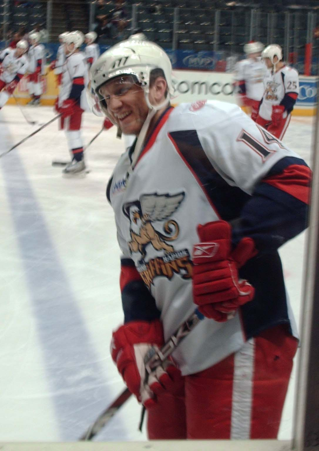 List Of Grand Rapids Griffins Players