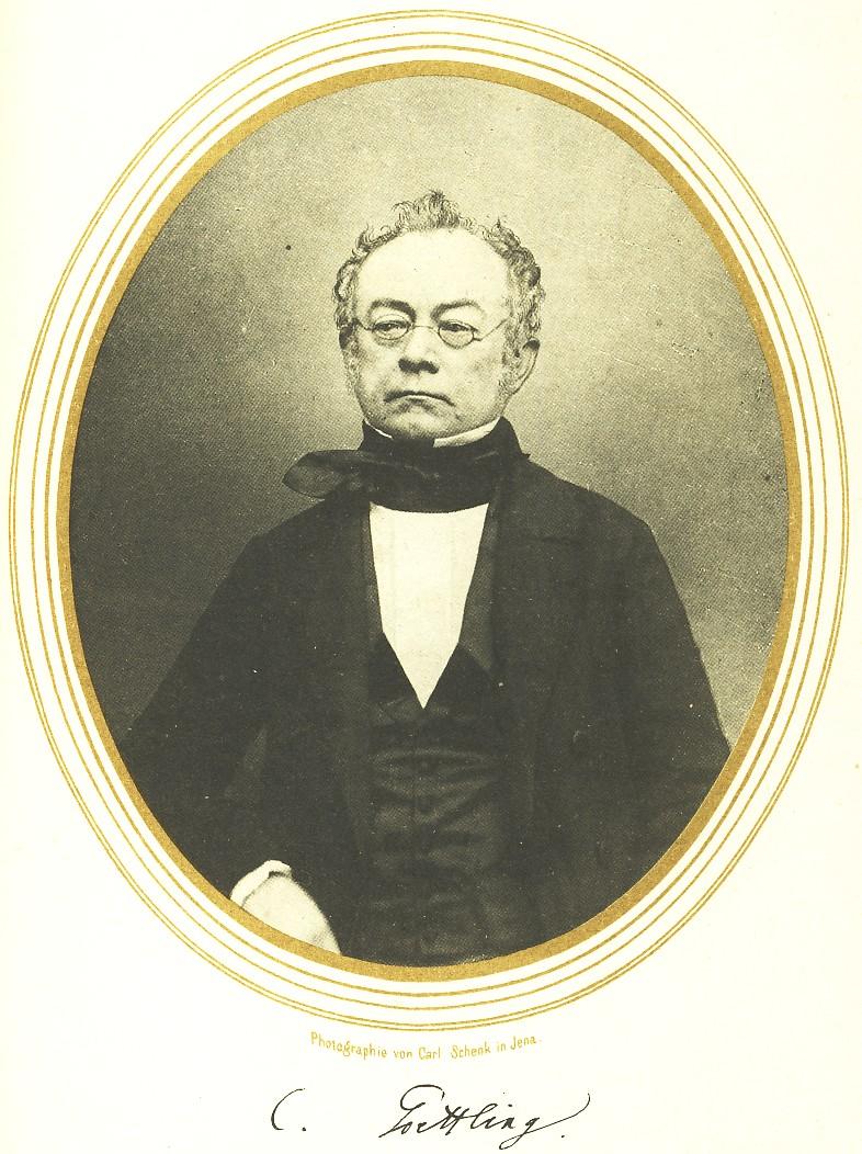 Karl Wilhelm Göttling.