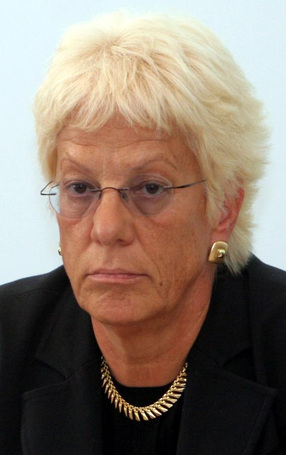 Veja o que saiu no Migalhas sobre Carla Del Ponte