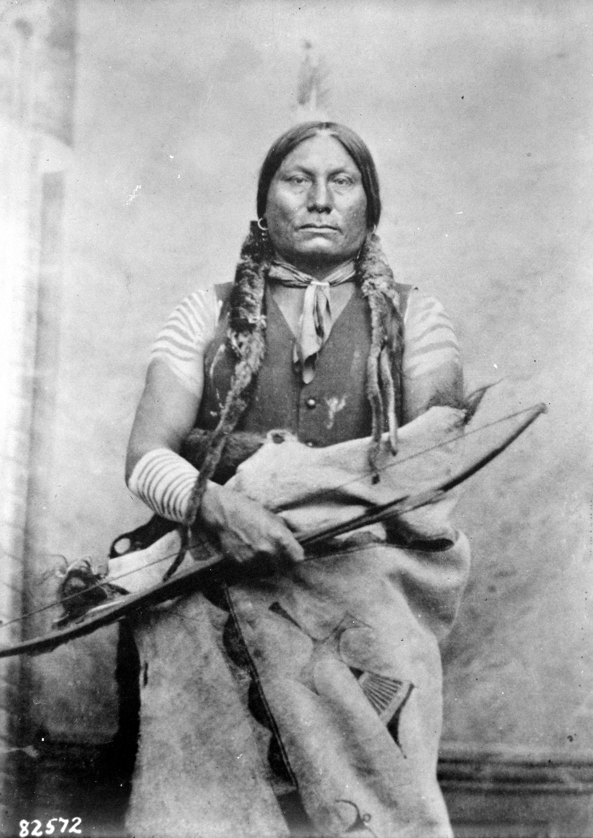 Pizi, Chief Gall, Hunkpapa Lakota