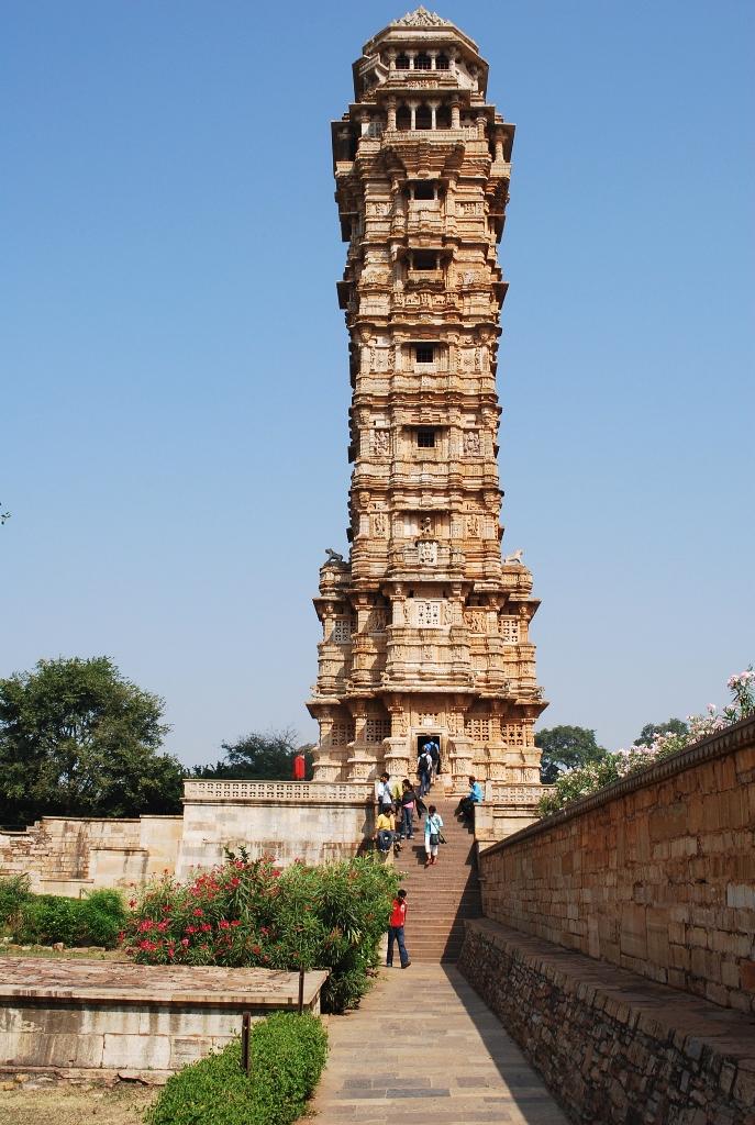 Vijay Stambha, Chittaurgarh