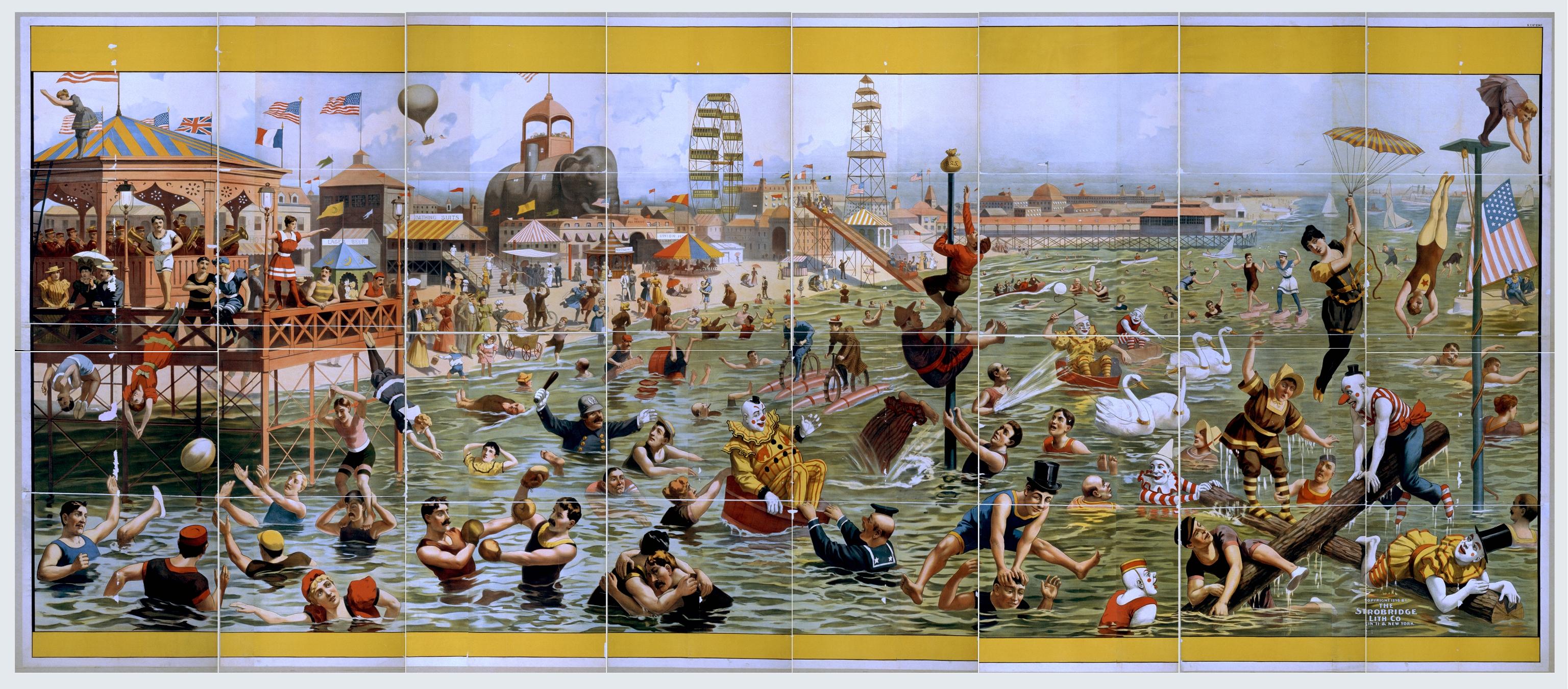 Coney Island Wikipedia Portugues