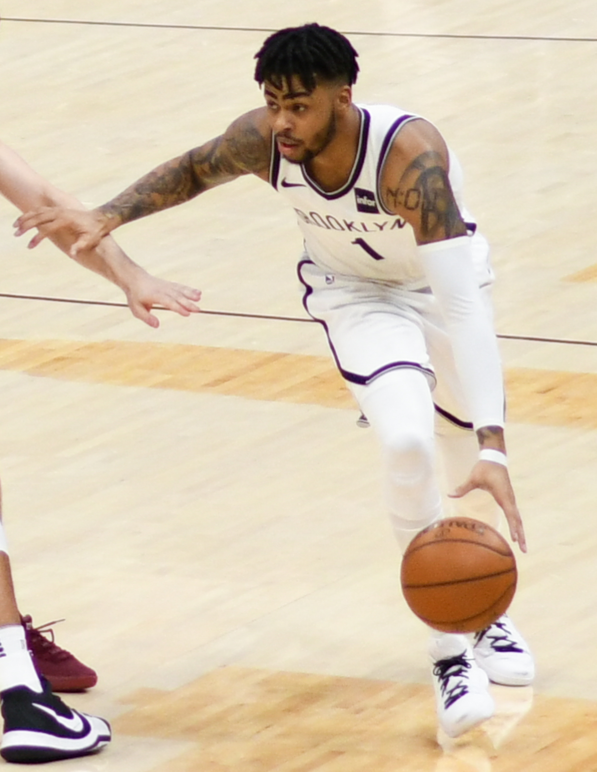 Image result for DAngelo Russell