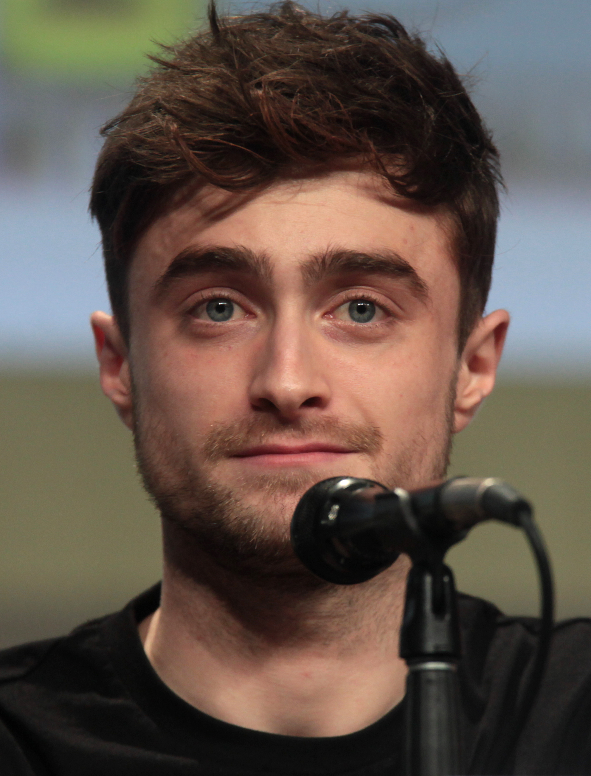 Picture about daniel jacob radcliffe all about man and male - File Daniel Radcliffe Sdcc 2014 Jpg