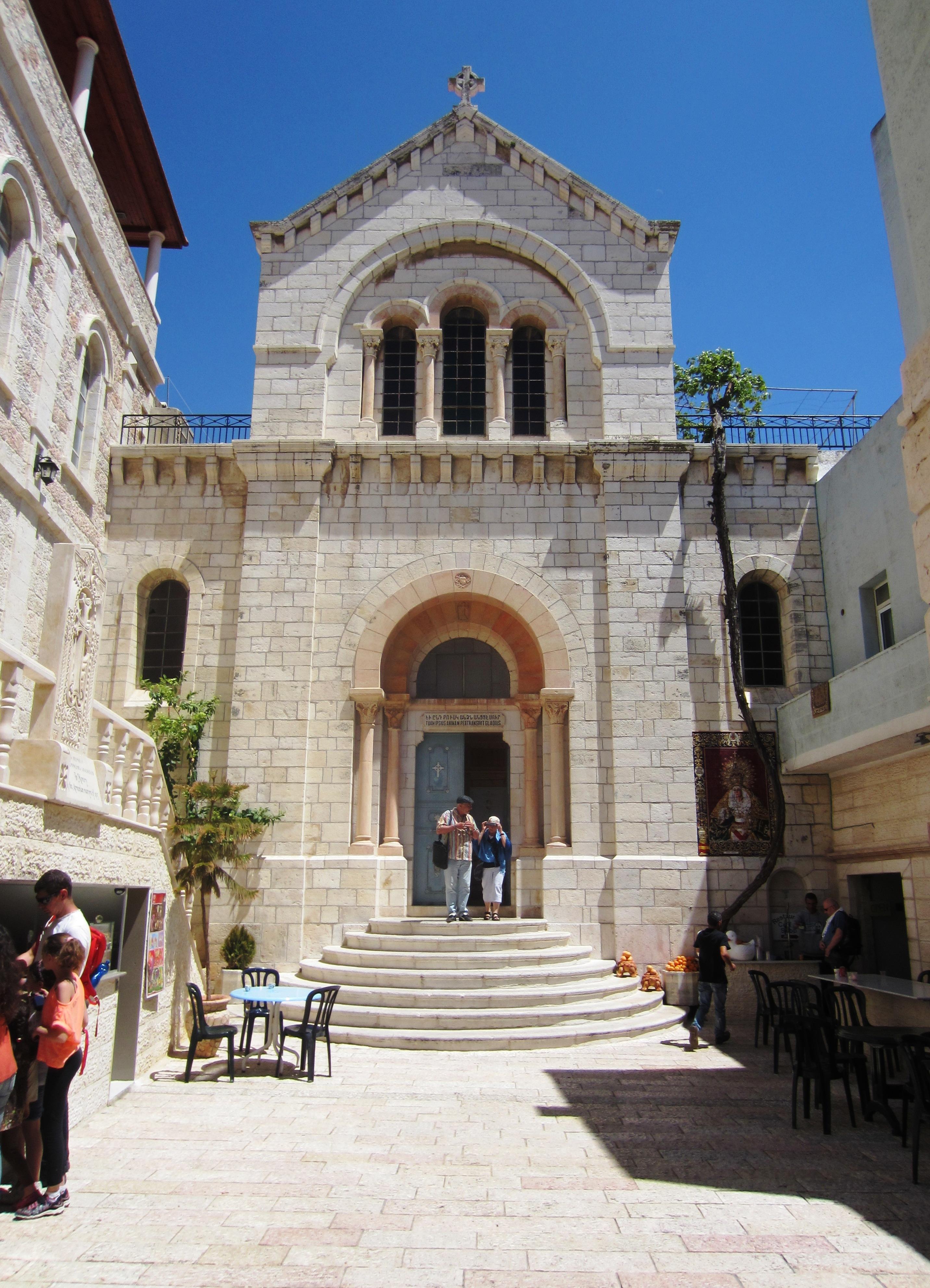 Kirche der Schmerzen Mariä (Jerusalem)
