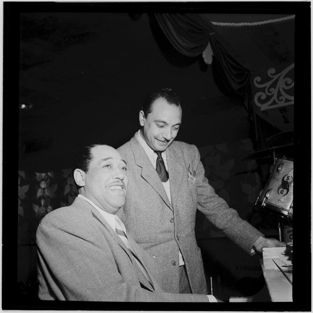 File Django Reinhardt And Duke Ellington Aquarium New
