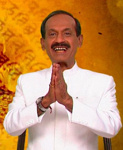 Dr. Pankaj Naram, Master Healer - picture from Wikimedia